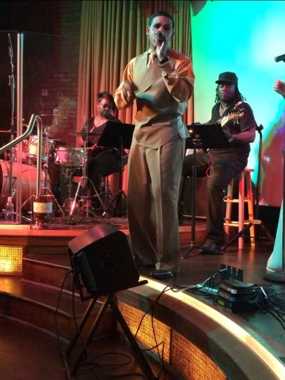 Ray howard band beige 2